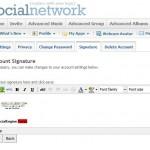 Signature Edit