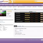 Gotunes-User Profile Music Player