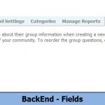 BackEnd - Fields