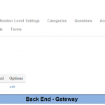 Back End - Gateway