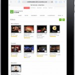 Front End - Homepage (Ipad)