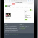 Front End - Search Videos (Ipad)