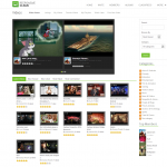 Front End - Homepage