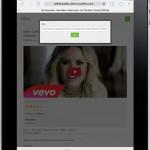 Front End - Video Details - URL (Ipad)