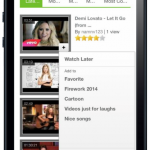 Front End - Video Listings - Add to Playlists (Iphone)