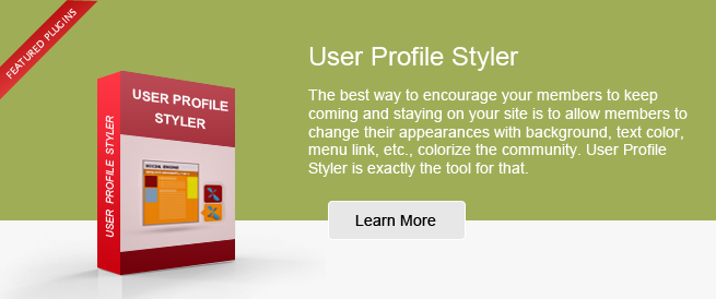 User Profile Styler