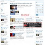 FrontEnd - Browse News