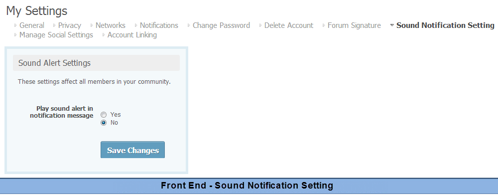 Advanced Feed Notification - YouNetCo - SocialEngine Modules