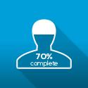 User Profile Completeness Like LinkedIn