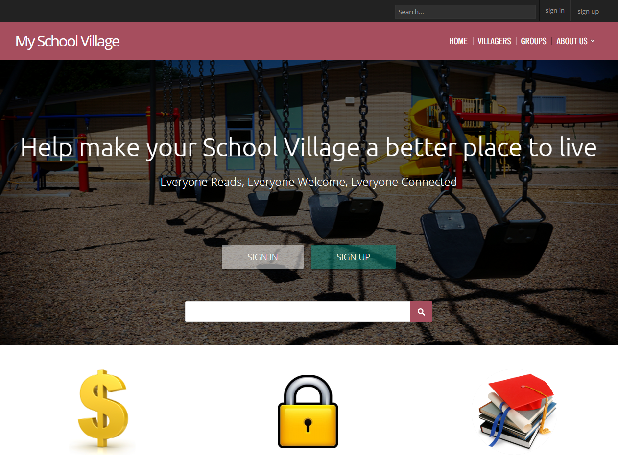 school for my village Raise funds for the sa children's home without it costing you a cent apply for your my school my village my planet card today or add the sa children's home as.